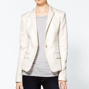 Elizabeth and James Abigail Baroque Blazer, Size 2